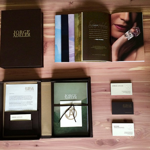 Sales Enablement: Reseller Program Sample | Provided supporting messaging, copy editing, and design consultation to Kilroy Creative to deliver a luxury brand's first campaign to attract high-end resellers.